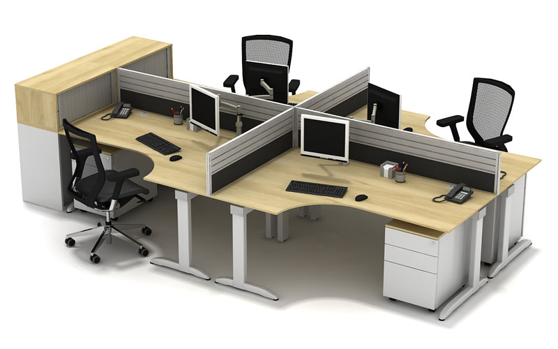 office desking. Desking Systems Office N